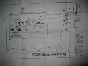 MT. SPRINGS Oasis Phased Plan Map